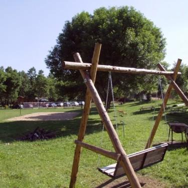 Ośrodek Bachus - pole namiotowe