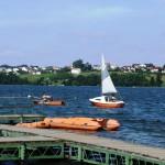 Bachus - wypoczynek nad wodą