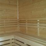 Ośrodek wypoczynkowy - sauna