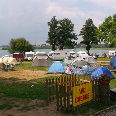 Pole namiotowe Kaszuby