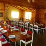 Ośrodek wypoczynkowy Bachus- gastronomia